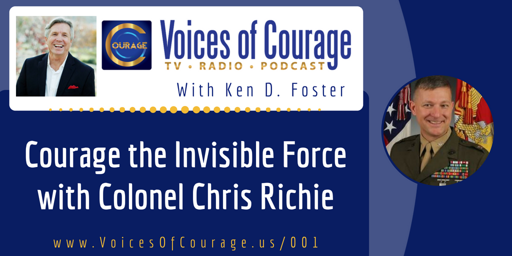 001: Courage the Invisible Force