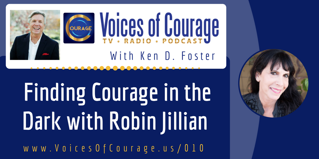 010: Finding Courage in the Dark