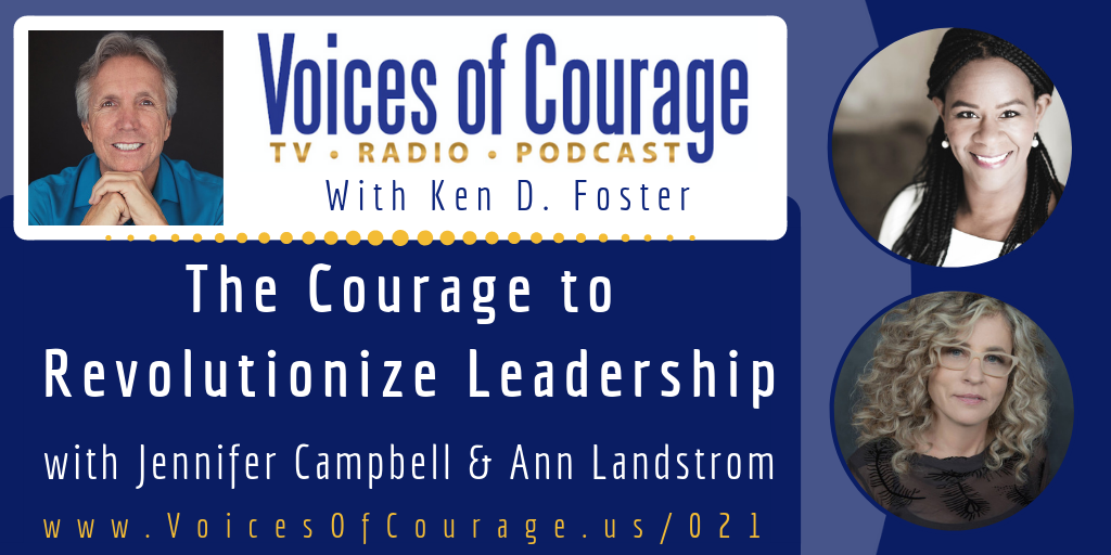 021: The Courage to Revolutionize Leadership