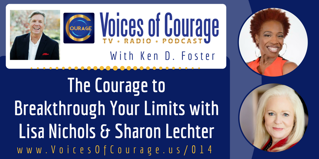 014: The Courage to Breakthrough Your Limits