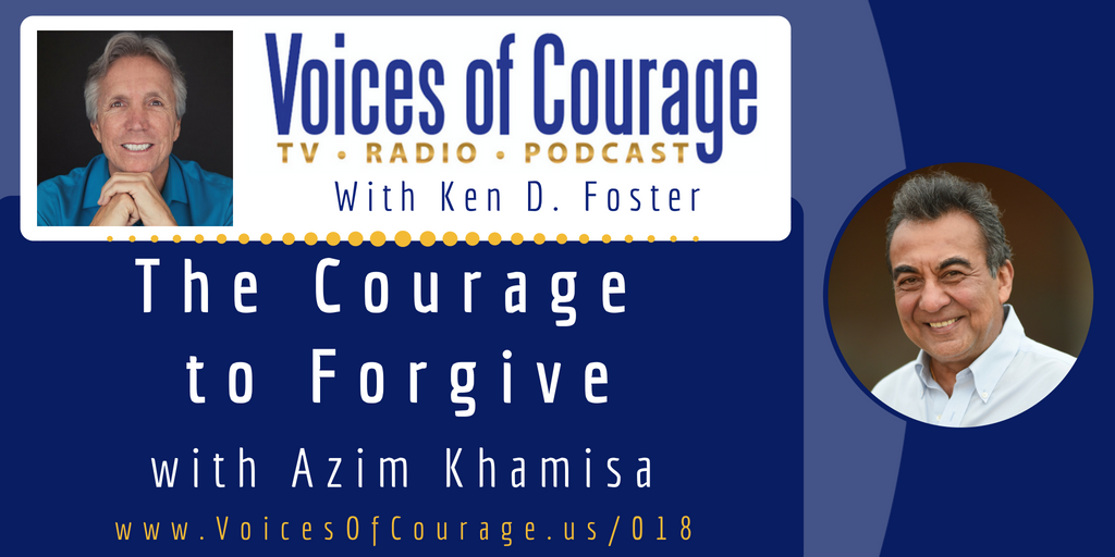 018: The Courage to Forgive