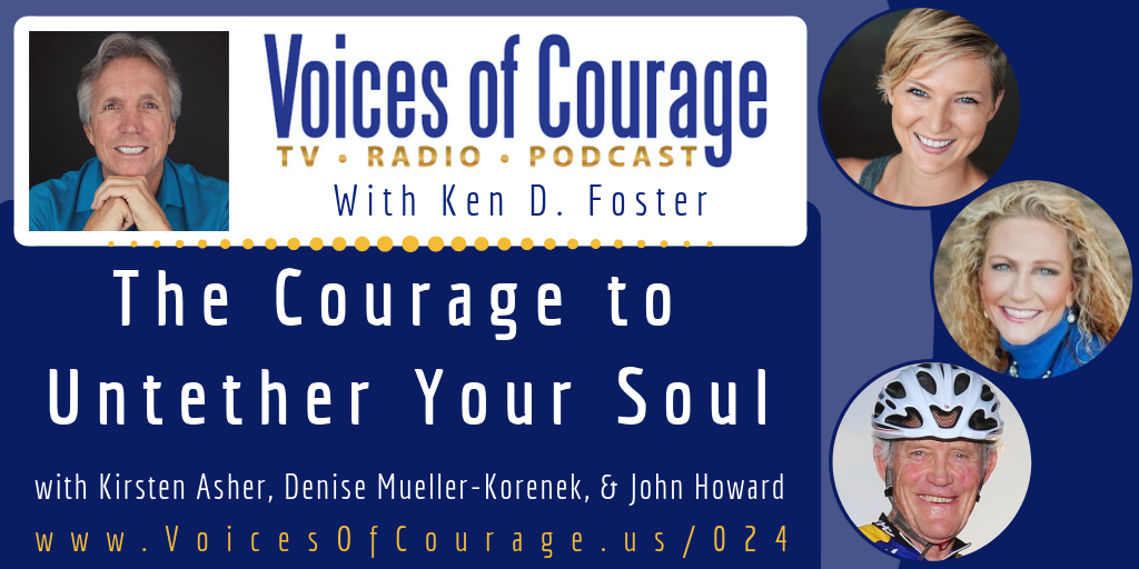 024: The Courage to Untether Your Soul