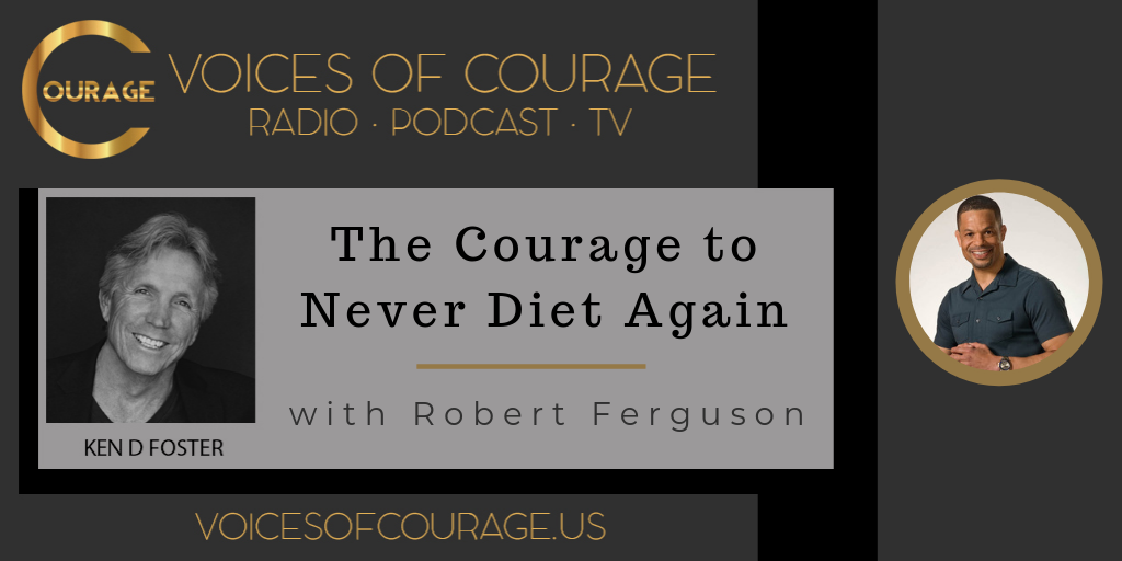 Voices of Courage Podcast Episode 048 Show Graphic
