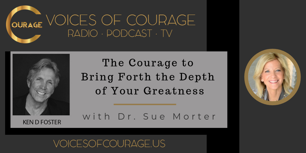 Voices of Courage Podcast Episode 050 Show Graphic