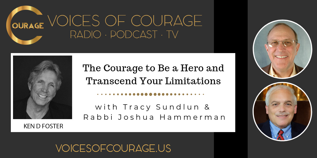Voices of Courage Episode 054 Show Graphic