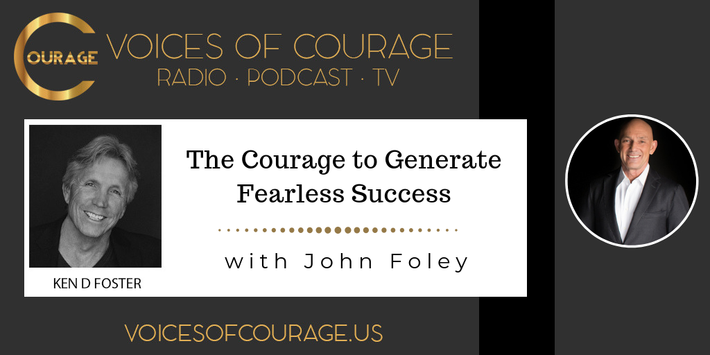 Voices of Courage Episode 058 Show Graphic