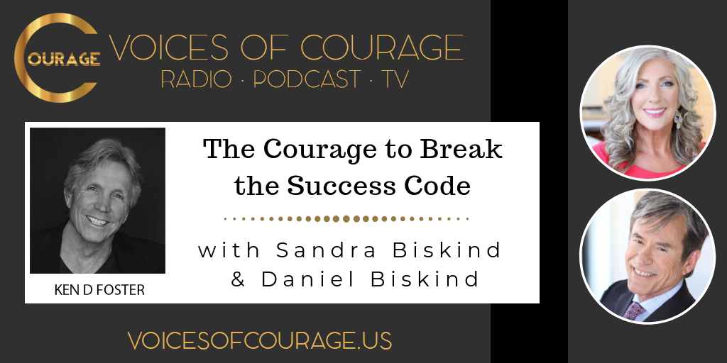 061: The Courage to Break the Success Code