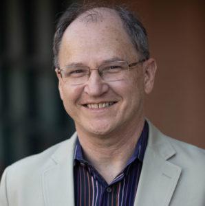 Headshot of Dr. Gary Salyer