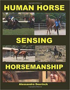 Human Horse Sensing Horsemanship - book by Alessandra Deerinck