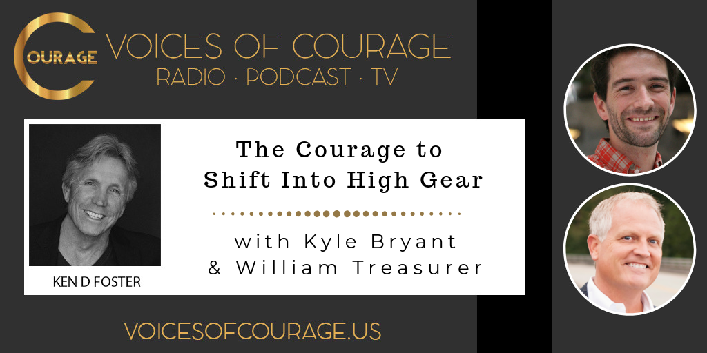 069: The Courage to Shift into High Gear