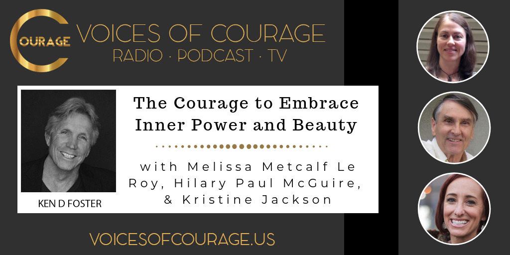 072: The Courage to Embrace Inner Power and Beauty