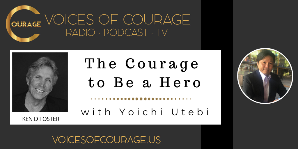 077: The Courage to Be a Hero