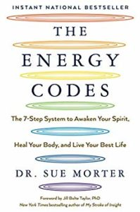 The Energy Codes: The 7-Step System to Awaken Your Spirit, Heal Your Body, and Live Your Best Life - book by Dr. Sue Morter
