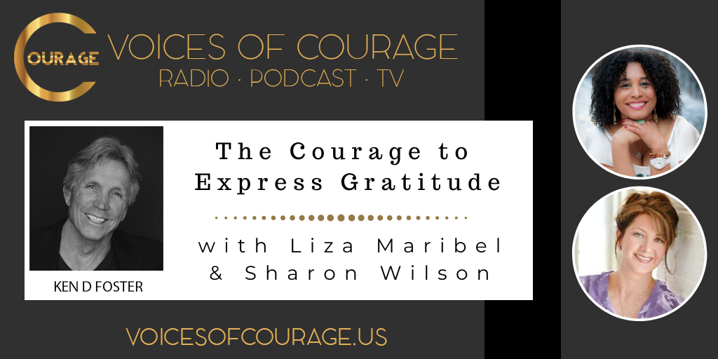084: The Courage to Express Gratitude