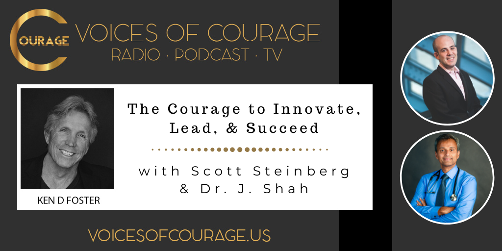 085: The Courage to Innovate, Lead, & Succeed