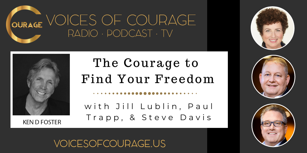 093: The Courage to Find Your Freedom