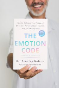 The Emotion Code: How to Release Your Trapped Emotions for Abundant Health, Love, and Happiness - book by Dr. Bradley Nelson