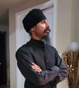 Gurvinder Singh - United Sikhs - on Voices of Courage with Ken D. Foster