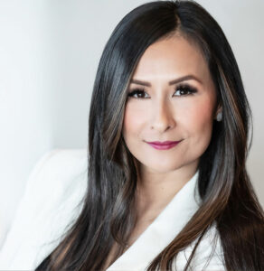Image of Dr. Jenelle Kim, DACM, L.Ac., Founder & Chief Formulator of JBK Wellness Labs - on Voices of Courage with Ken D. Foster