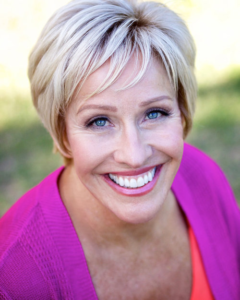 Image of Peggy Hall - on Voices of Courage with Ken D. Foster