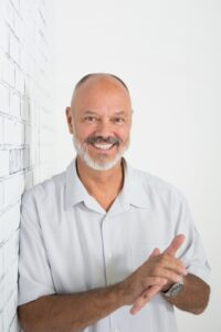 "Image of Dr. Bradley Nelson, author of ""The Emotion Code: How to Release Your Trapped Emotions for Abundant Health, Love, and Happiness"" - on Voices of Courage with Ken D. Foster"