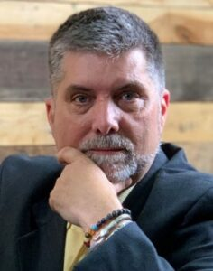 "Image of James Case, author of, ""Fear is a Choice: Unraveling the Illusion of Our Separation from Love"" - on Voices of Courage with Ken D. Foster"
