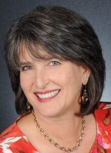 Image of Robin Lynn Kagan, the American Association of University Women's Program Co-Chair, Membership Co-Chair, and now as Co-President for 2020-2021 - on Voices of Courage with Ken D. Foster