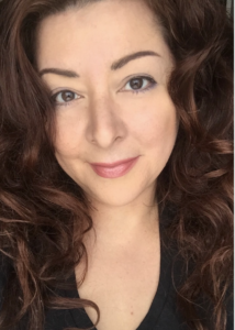 Image of Vanessa Codorniu, an acclaimed Latinx teacher of intuition - The School of the Healing artes - founder of Intuitive Leverage - on Voices of Courage with Ken D. Foster