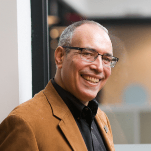 Image of Sam Liebowitz - on Voices of Courage with Ken D. Foster