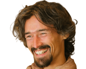 Image of Peter Littlejohn Cook, the director of the GraceFlow School of Meditation and Tantra - on Voices of Courage with Ken D. Foster