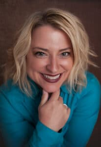 Image of Emily A. Francis - on Voices of Courage with Ken D. Foster
